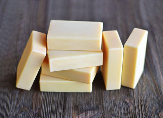 Basic Cold Process Soap Recipe