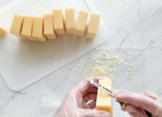 Basic Cold Process Soap Recipe Step 8c