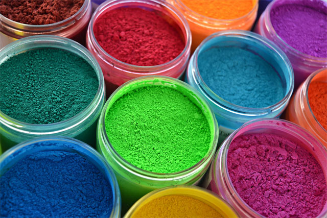 All About Colorants